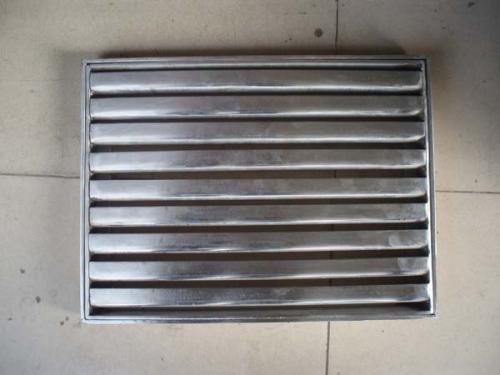 阀门井-沈阳凯地井盖不错的沈阳不锈钢盖板供应