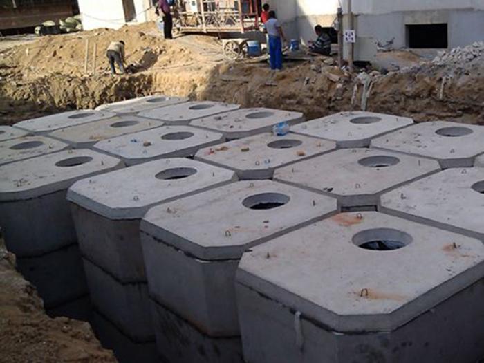 银川检查井,专业的钢筋砼化粪池公司推荐