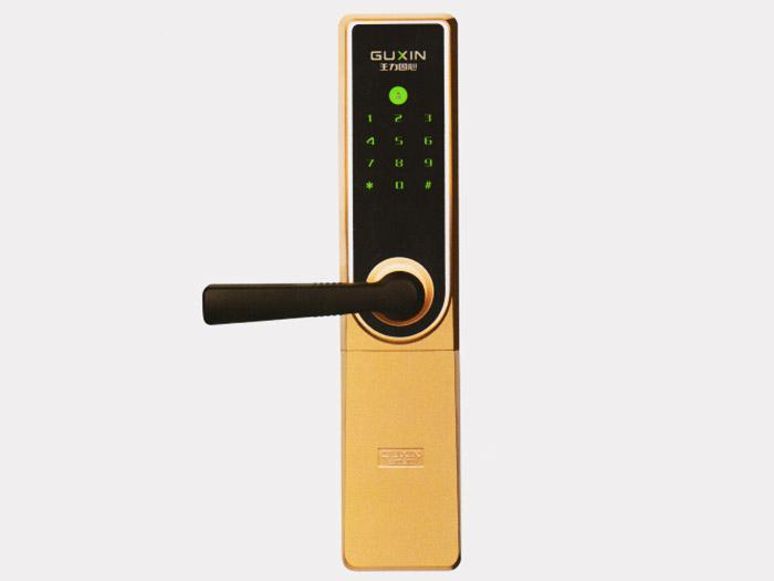 宁夏指纹锁专卖 宁夏王历商贸供应专业的指纹锁