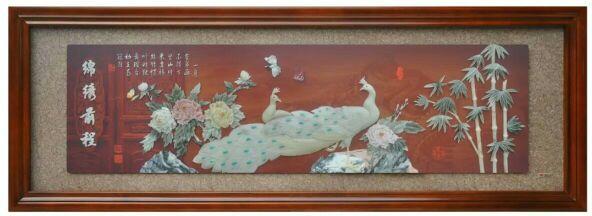 四川玉石壁画批发 优惠的玉石壁画哪里买