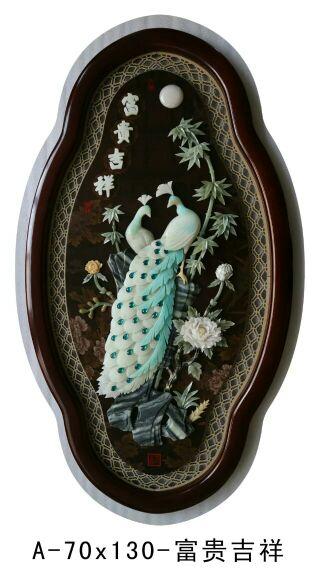 葫芦岛玉雕壁画价格|哪里可以买到品质好的玉雕壁画