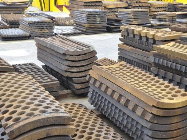 金利达机械质量良好的高锰钢铸造件出售 上海高锰钢护板厂家