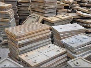 浙江高锰钢反击板厂家_优良的高锰钢铸造件在哪可以买到