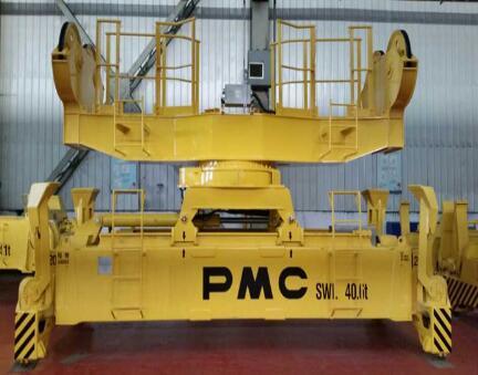 銷量好的滑輪式旋轉伸縮20ft吊具在哪能買到,中國滑輪式旋轉伸縮廠家