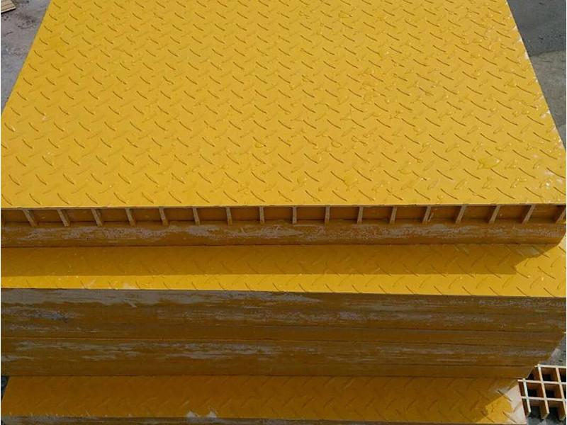 宿遷玻璃鋼花紋蓋板_杭州民峰復合材料口碑好的玻璃鋼蓋板銷售商