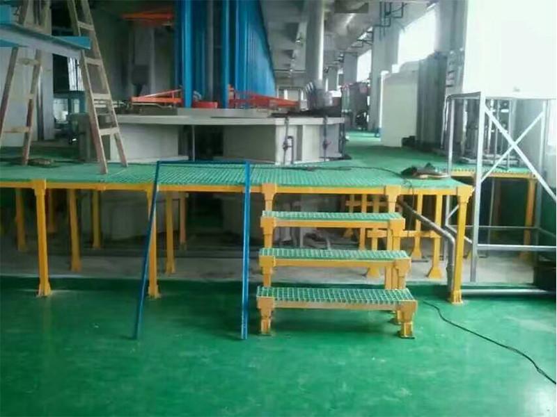 上海污水處理廠溝蓋板-湖州哪里有賣劃算的玻璃鋼格柵蓋板