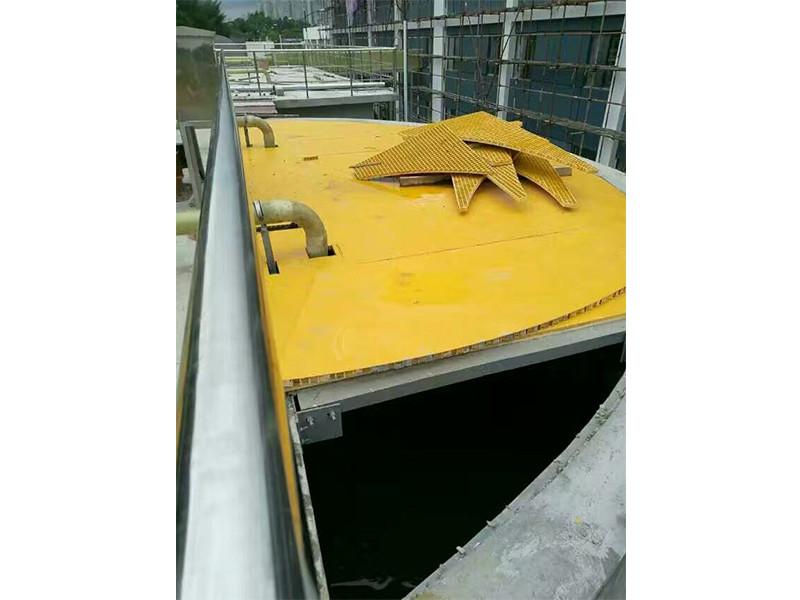 污水处理厂沟盖板低价出售-划算的玻璃钢格栅盖板哪里有卖