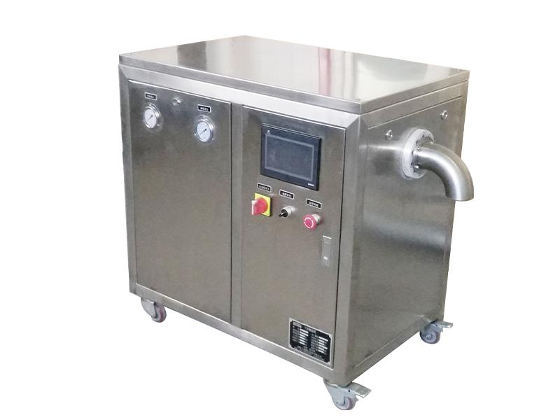 顆粒干冰制造機設備-專業的BJK-35型顆粒干冰機廠家推薦
