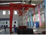 河南豫中起重集团MG型5-280t门式起重机生产厂|河北MGD型地铁用盾钩门式起重机