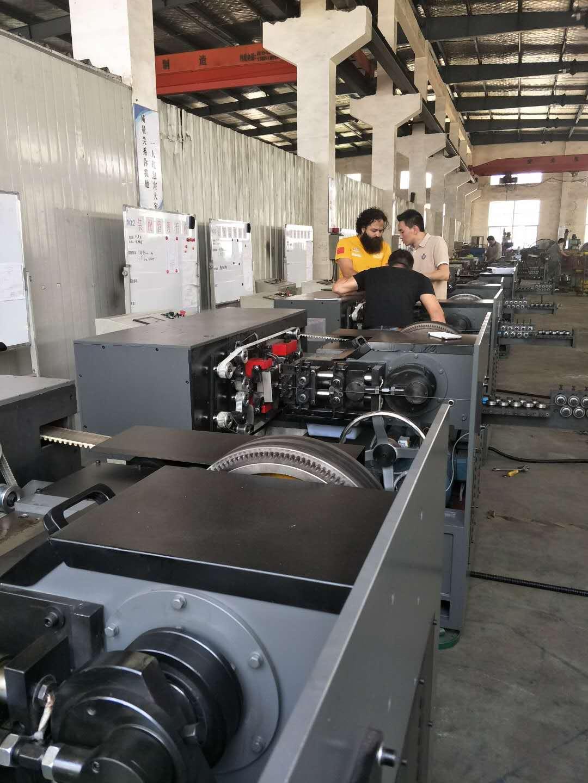 制钉机价位_炎黄自动化设备有限公司高速废旧钢筋制钉机厂家供应