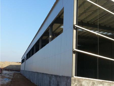 钢结构车间建造造价需要多少-日照钢结构厂房建设