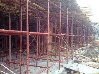 兰州插扣租赁-兰州哪里有提供实惠的钢管脚手架工程