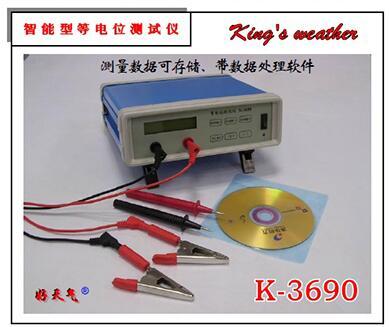 买实惠的K-3690B智能型等电位测试仪,就选河南诺亚防雷,供应K-3690B智能型等电位测试仪