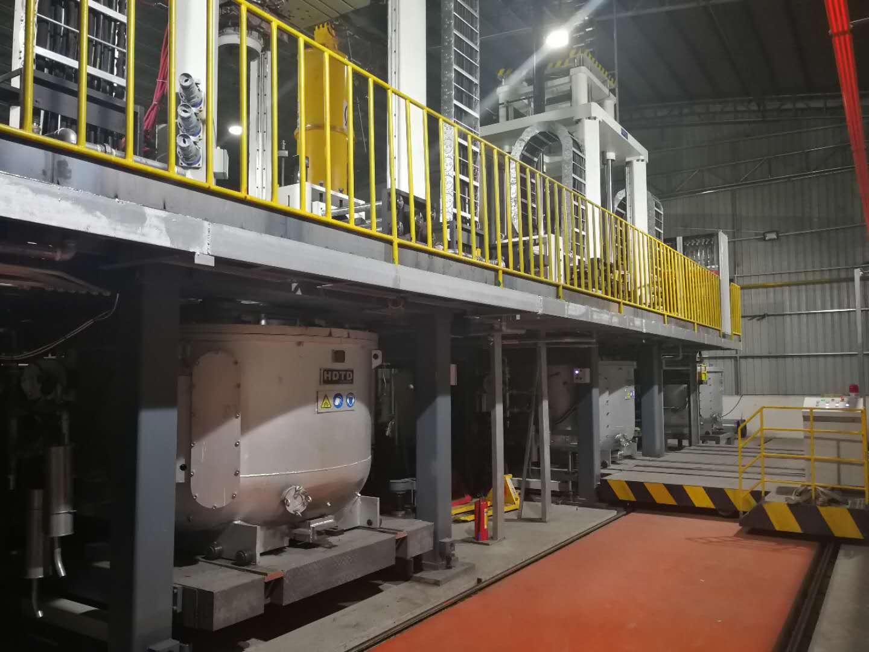 秦皇島哪裏有供應專業的新型快換坩堝爐-山東坩堝爐