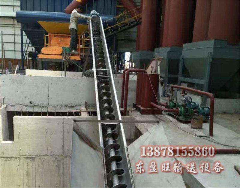 百色螺旋輸送機-南寧東盈旺輸送設備專業制造廣西輸送設備