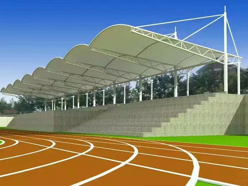上海膜结构体育看台棚生产厂家-上海哪里有具有口碑的膜结构体育看台棚生产厂家
