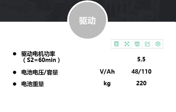 比亞迪電動叉車_有品質的QD50型5噸牽引車推薦
