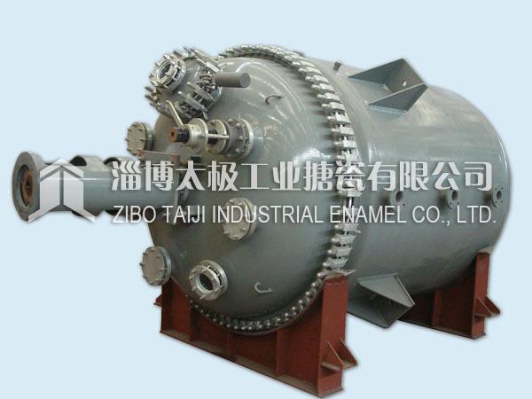 搪瓷反应釜-淄博品牌好的开式搪瓷反应釜1000L-6300L销售