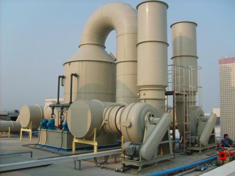 高性价废气处理设备,鹏展环保倾力推荐,塑料厂废气处理设备