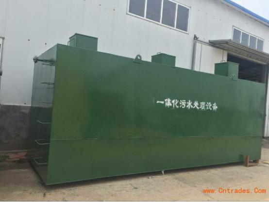 新疆污水處理設備 哪里能買到實惠的新疆污水一體化處理設備