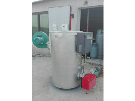 松原熱風爐_柯爾克鍋爐有限公司遼寧熱風爐怎么樣
