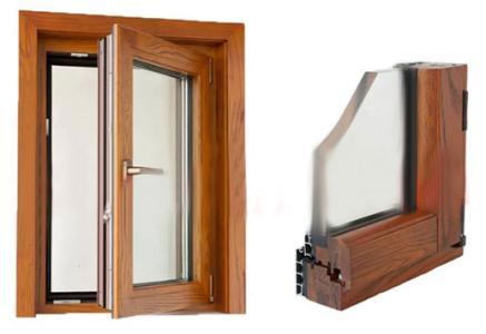 铝木复合门窗生产厂家
