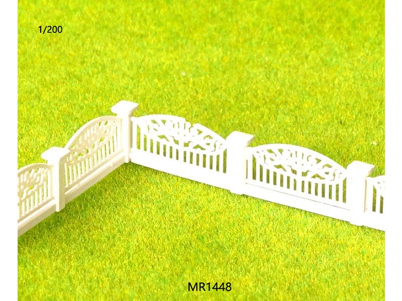 广州市拾柏千贸易具有口碑的花园围栏模型出售-PVC围栏