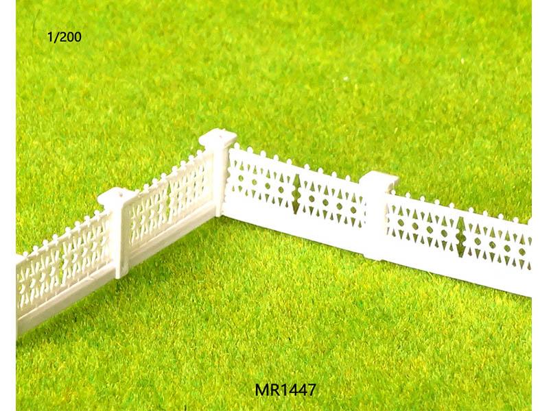 广州市拾柏千贸易高品质的花园围栏模型批发-模型围栏规格