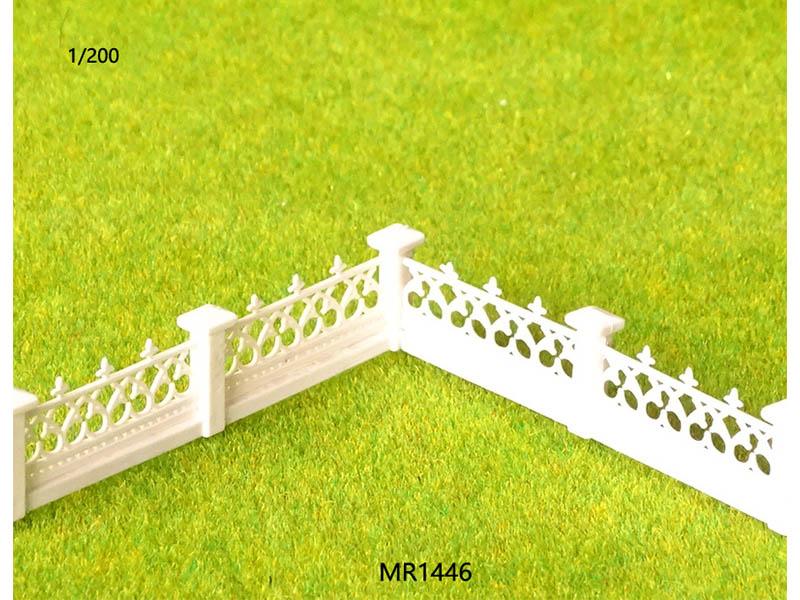 围栏价格,买花园围栏模型到广州市拾柏千贸易