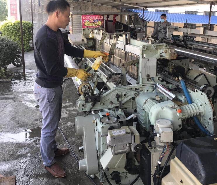 哪里有提供有保障的廣西機械翻新噴漆,欽州機械設備翻新噴漆