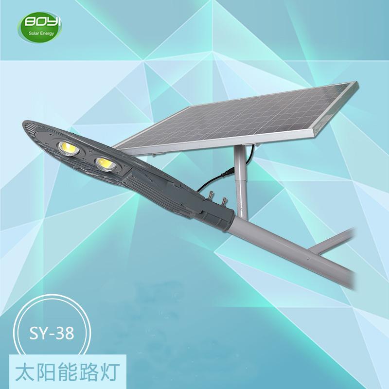 优良的太阳能一体化路灯提供商,当选伯亿太阳能|批发太阳能一体化路灯