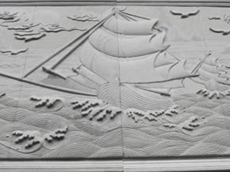 汉白玉浮雕专业厂家 浮雕设计