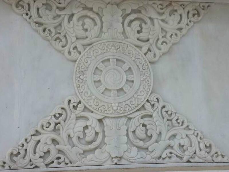 贵州汉白玉浮雕_想要造型好的汉白玉浮雕就到天龙雕塑