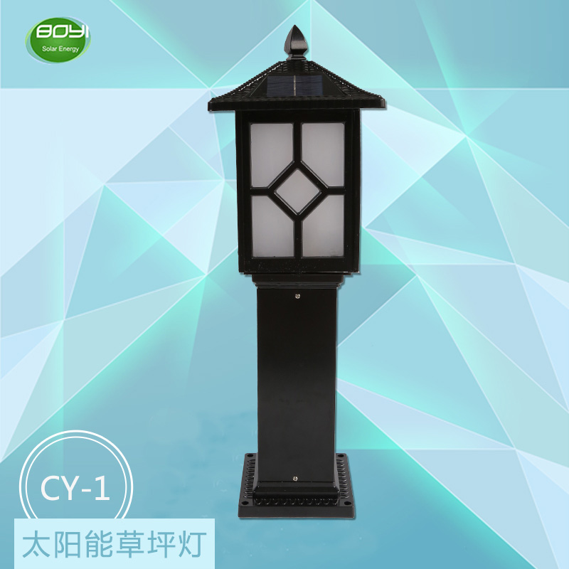 如何买品质好的太阳能草坪灯,上海太阳能草坪灯厂家