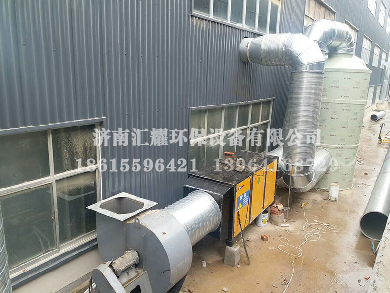 江苏实验室废气处理,济南哪里有卖划算的废气处理设备