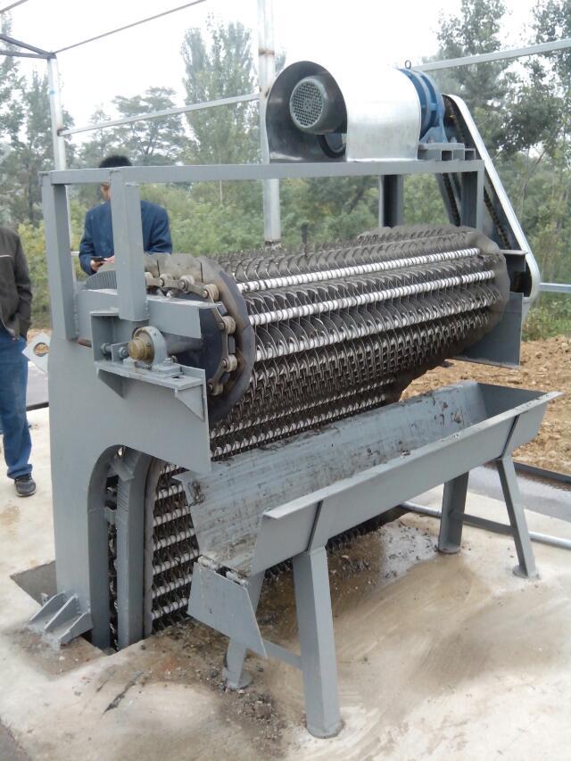定制回转式清污ㄨ机-衡水哪里有卖质量好的回转【式格栅清污机