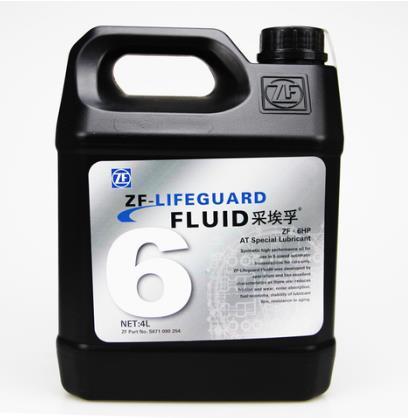选好用的ZF采埃孚 6HP合成自动变速箱油4L就到厦门以诺汽配-汉格斯特滤清器