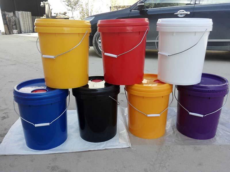 武威地固胶桶厂家-买好用的地固胶桶,就到兰州海西塑料模具制造