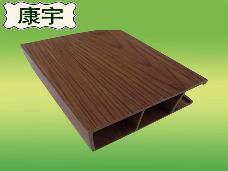 江苏配套角线批发-优惠的生态木浮雕系列临沂市康宇木塑供应