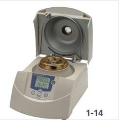 Sigma1-14小型台式离心机