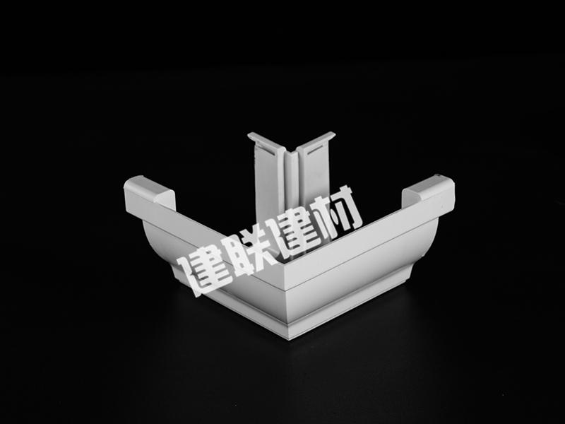 pvc天沟优选杭州建联建材_彩铝檐沟生产厂家