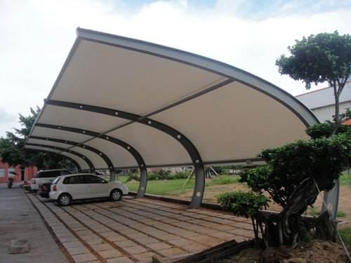 鹤壁膜结构景观棚-为您推荐物超所值的膜结构车棚
