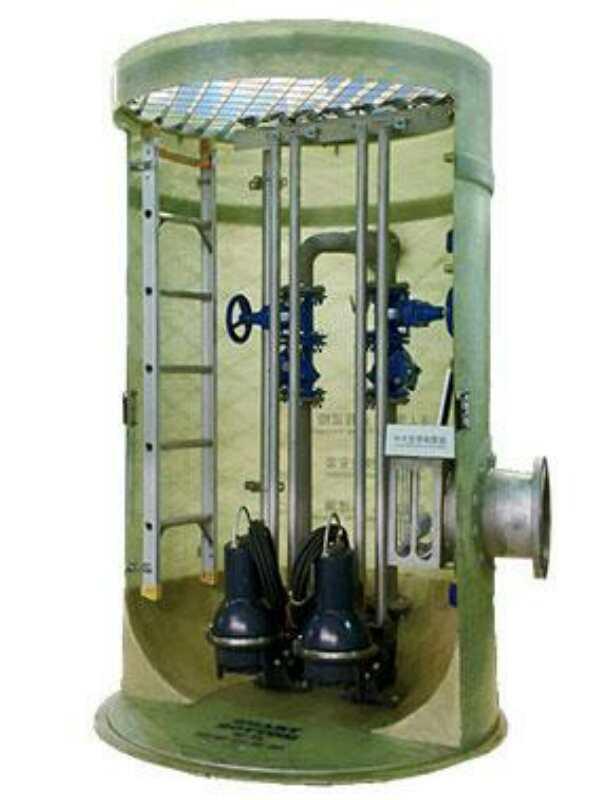 一體化預制泵站規格-高性價一體化預制泵站-豪強瑞業傾力推薦