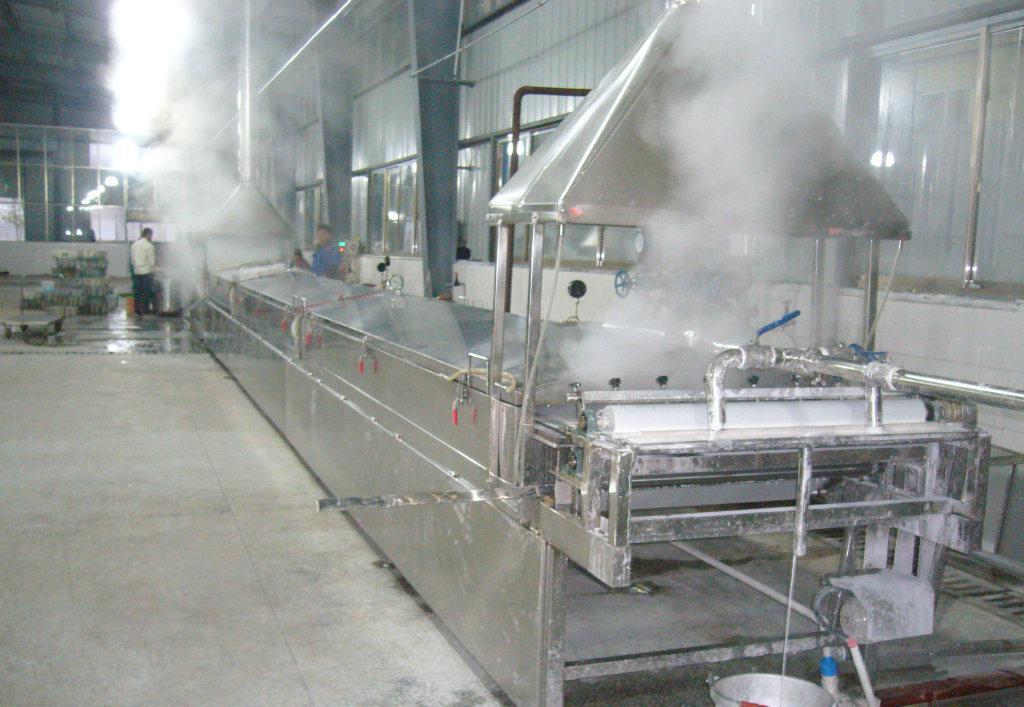 福浩机械提供有品质的专业河粉机械定制服务,全自动凉皮机