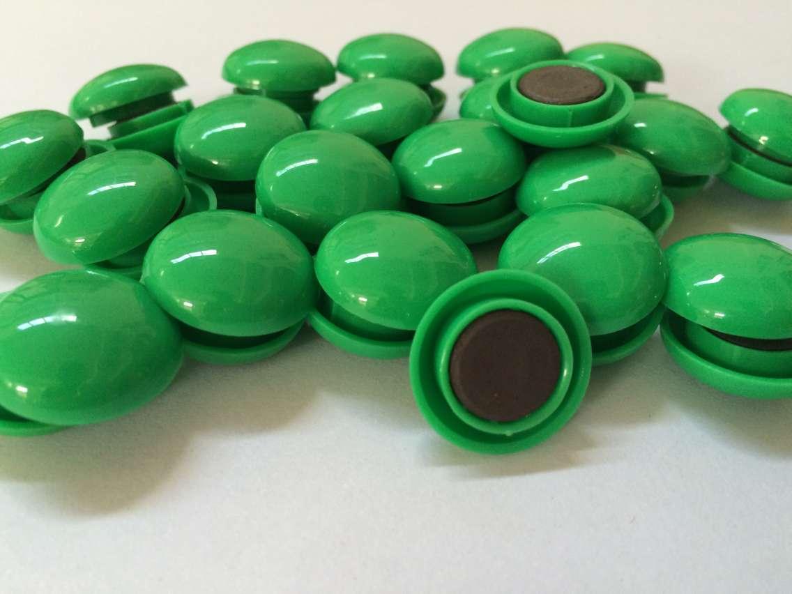 顺德区勒流得富文具厂高性价比的桶装蘑菇形磁扣-贵州桶装蘑菇形磁扣批发