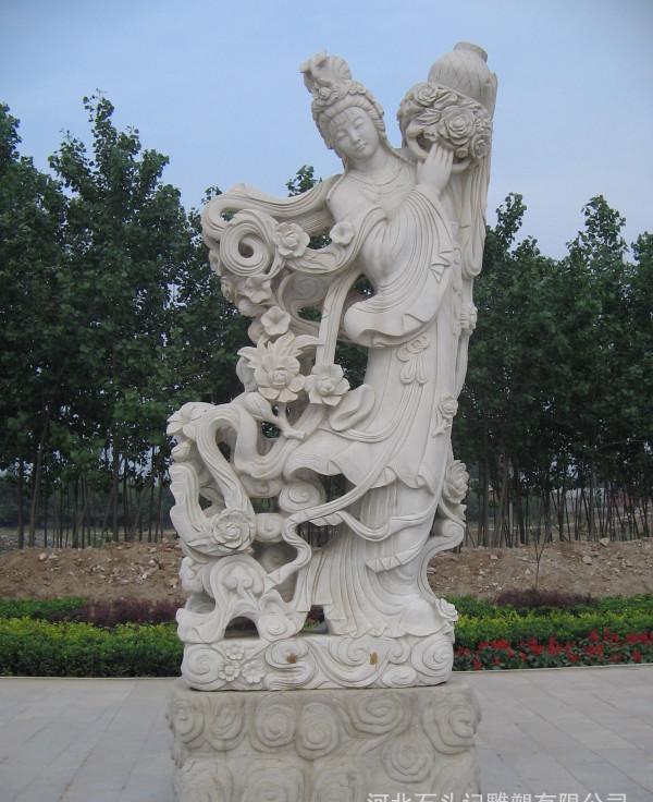 石雕雕塑廠家_優良石雕雕塑定做