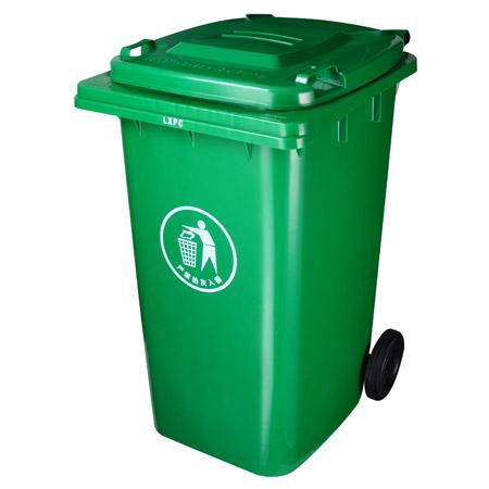 性价比高的郑州240升垃圾桶推荐 河南塑料垃圾桶价位