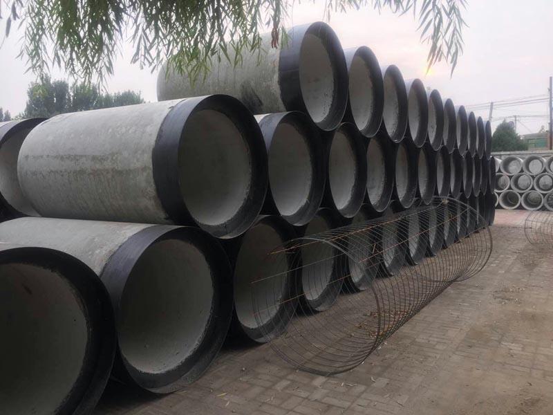 平凉顶管批发-物超所值的顶管镍城水泥制品供应