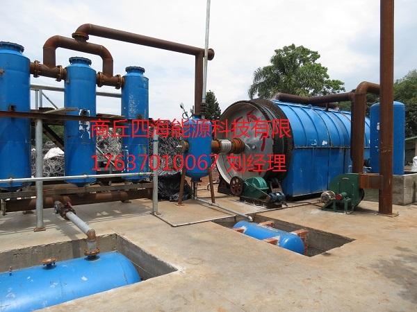 大量供应废机油提炼设备,台湾废铝箔炼油