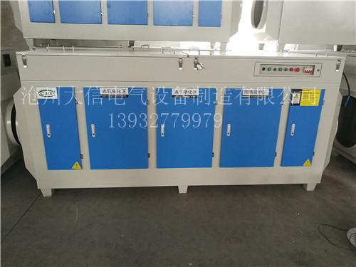 光氧空气净化设备多少钱 供应河北UV光解催化净化器